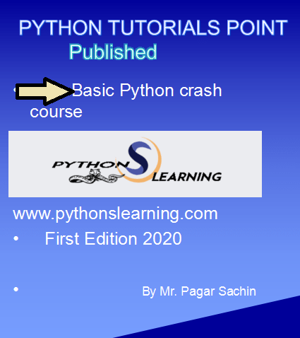 Read more about the article Best pythons learning ebook