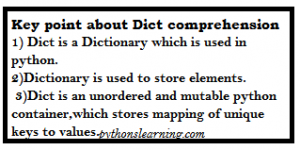 Read more about the article what is dict and list comprehensions in python and how to use them