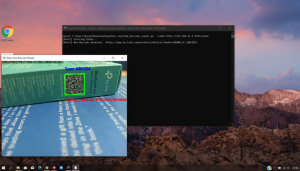 Read more about the article How to Build real-time OpenCV barcode reader or scanner using python
