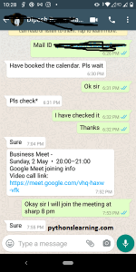 Read more about the article how to automate whatsapp message using python pywhatkit
