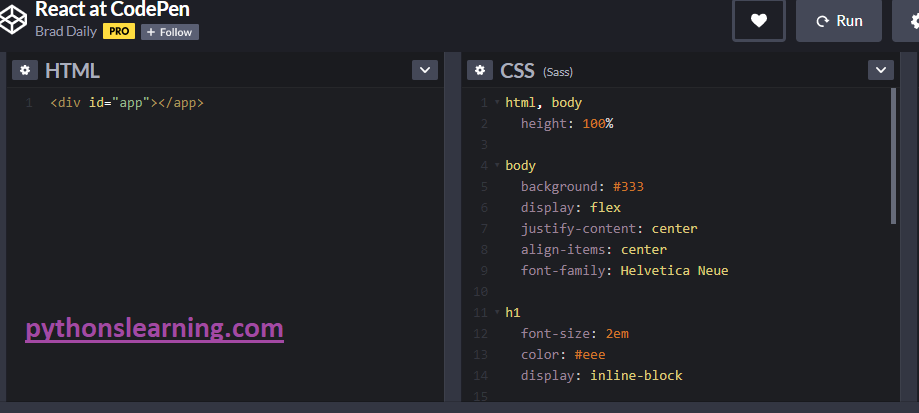 which is free online compiler / editor for react js