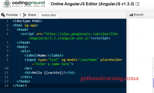Read more about the article which is best and free online angularjs editor   compiler   terminal