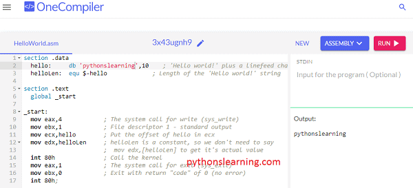 Read more about the article Which is best and free online arm compiler
